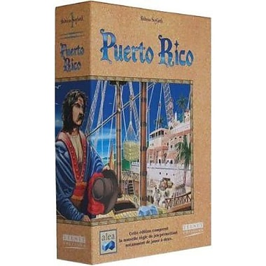 Rio Grande Games Puerto Rico Board Game