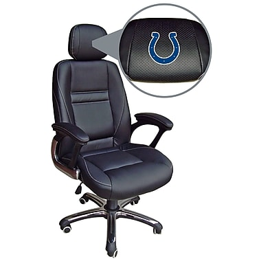 Tailgate Toss NFL Office Chair; Indianapolis Colts