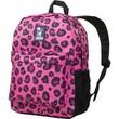 Wildkin Pink Leopard Crackerjack Backpack