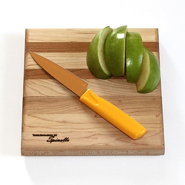 Tableboards Small Maple Utility Cutting Board w/ Cherry Accent