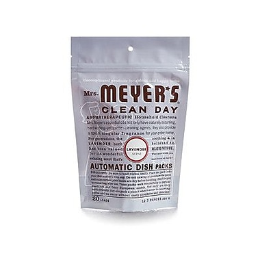 Mrs. Meyers Auto Dishwash Packs in Lavender (20 Pack)