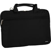 J World Jeanie Laptop Briefcase; Black