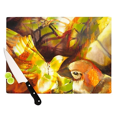 KESS InHouse Memory Cutting Board; 11.5'' H x 15.75'' W