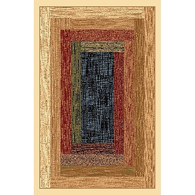 Dynamic Rugs Yazd Cream Area Rug; 7'10'' x 10'10''