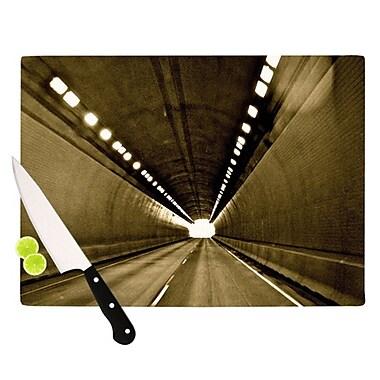 KESS InHouse Tunnel Cutting Board; 11.5'' H x 15.75'' W