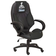 Tailgate Toss NFL Officially Licensed High-Back Office Chair; Superbowl XLVI