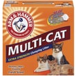 ARM & HAMMER Multi-Cat Extra Strength Litter 20 Pound
