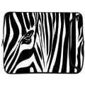 Designer Sleeves Zebra Eye Designer PC Sleeve; 13''