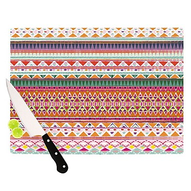 KESS InHouse Chenoa Cutting Board; 11.5'' H x 8.25'' W
