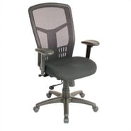 Storlie Ultra Mesh High-Back Executive Chair; Black