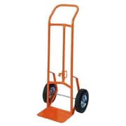 Wesco Mfg. 156DH Combination Drum and Hand Truck; Moldon Rubber