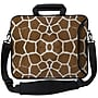Designer Sleeves Executive Sleeves Giraffe PC Laptop Bag;