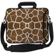 Designer Sleeves Executive Sleeves Giraffe PC Laptop Bag; 17''