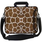 Designer Sleeves Executive Sleeves Giraffe PC Laptop Bag; 17''