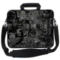 Designer Sleeves Executive Sleeves Tile PC Laptop Bag; 14''