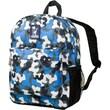 Wildkin Camo Blue Crackerjack Backpack