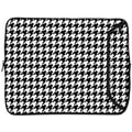 Designer Sleeves Houndstooth Designer PC Sleeve; 17''