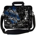 Designer Sleeves Executive Sleeves Royal Vintage PC Laptop Bag; 15''