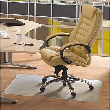 FLOORTEX Ecotex Revolutionmat Hard Floor Chair Mat; 36'' x 48''