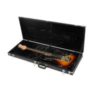 Gator Cases Economy Wood Hardshell Case for Fender Jag and Jag Master Guitars in Black