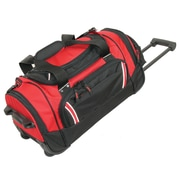 Netpack 23'' Pal Travel Duffel; Red