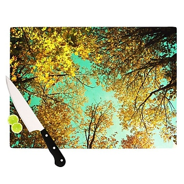 KESS InHouse Vantage Point Cutting Board; 11.5'' H x 15.75'' W