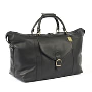 Claire Chase 12'' Duffel Bag; Black