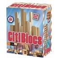 Citiblocs 50 Piece Natural Construction Set