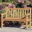 Oxford Garden Essex Wood Garden Bench; 48''