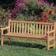 Oxford Garden Essex Wood Garden Bench; 72''