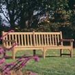 Oxford Garden Essex Wood Garden Bench; 96''