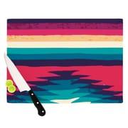 KESS InHouse Surf Cutting Board; 11.5'' H x 8.25'' W