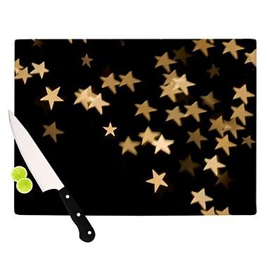 KESS InHouse Twinkle Cutting Board; 11.5'' H x 8.25'' W
