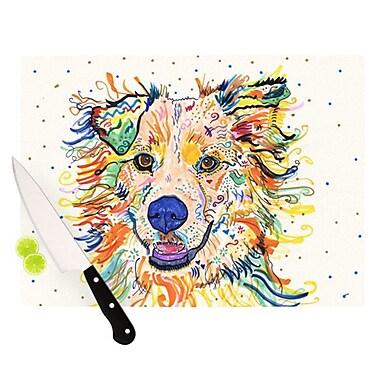 KESS InHouse Jess Cutting Board; 11.5'' H x 15.75'' W