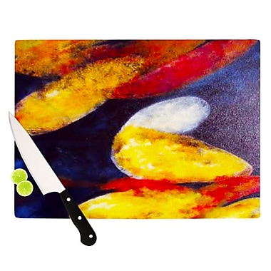 KESS InHouse Into the Light Cutting Board; 11.5'' H x 15.75'' W