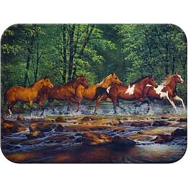 McGowan Tuftop Spring Creek Run Cutting Board; Small (9''x12'')