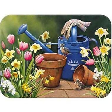 McGowan Tuftop Spring Garden Cutting Board; Medium (12''x16'')