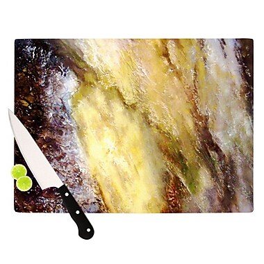 KESS InHouse Georgia Cutting Board; 11.5'' H x 8.25'' W