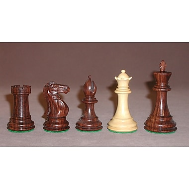 Checkmate Rosewood Exclusive Chessmen