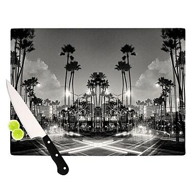 KESS InHouse Cutting Board; 11.5'' H x 8.25'' W