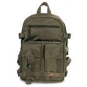 Naneu Military Ops Medium Backpack; Grey