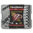 KD Tools 12Pc Metric X Beam Ratcheting Combo Wrench Set