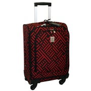 Jenni Chan 25'' Signature Spinner Upright; Black and Red