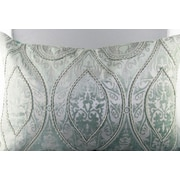 Design Accents Velvet Lumbar Pillow; Large