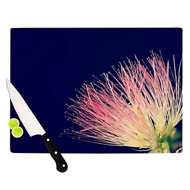 KESS InHouse Oh Happy Day Cutting Board; 11.5'' H x 8.25'' W