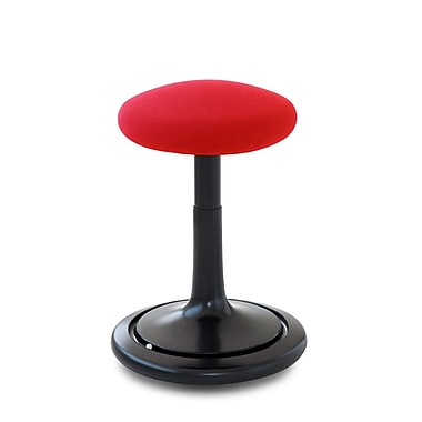 Neutral Posture Ongo Exercise Ball Chair; Red