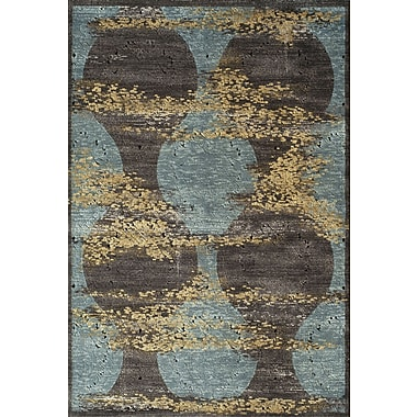 Momeni Vogue Blue Rug; 8' x 11'