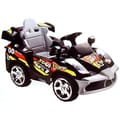 Big Toys Mini Motos 6V Battery Powered Car; Black