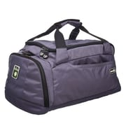 Genius Pack 18.5'' Gym Duffel; Plum