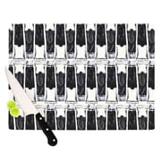 KESS InHouse Paint Tubes Cutting Board; 11.5'' H x 8.25'' W